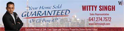 Find Luxury Milton Homes For Sale - Witty Singh
