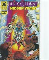 Elfquest Hidden Years (1992) #7  See Scan for Condition!  Mature Readers!  Scan is of actual Comic!