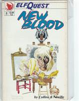 Elfquest New Blood (1992) #8 VF/NM  Scan is of actual Comic!