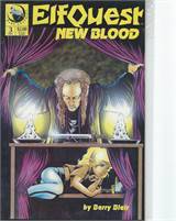 Elfquest New Blood (1992) #3 VF/NM  Scan is of actual Comic!  This comic is 25 years old!