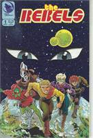 Elfquest The Rebels (1994) #1 VF/NM  Scan is of actual Comic!  This comic is 23 years old!