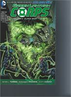 Green Lantern Corps Vol. 1: Fearsome (The New 52) Paperback – July 9, 2013  Scan is of actual Comic!