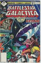 Battlestar Galactica (1979 Marvel) #2  Scan is of Actual Comic!  Even though I have been collecting
