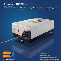 RFH UV laser with compact design can help speed up SLA process