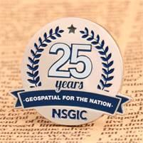 NSGIC Custom Enamel Pins