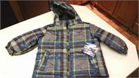 Baby boy, 12 Months, BRAND NEW with tags Winter Coat.  I have the  Best Price in Calgary!