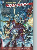 Justice League Vol. 2: The Villain's Journey Paperback – October 1, 2013 by Geoff Johns  (Author)