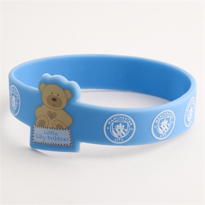 Manchester city Wristbands