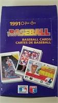 Baseball cards 1991 O-Pee-Chee full box, BRAND NEW