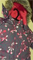 Girls 4T...Full Snow suit...O*S*H...KOSH...NEW WITH TAGS