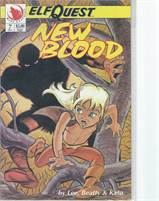 Elfquest New Blood (1992) #7 VF/NM  Scan is of actual Comic!
