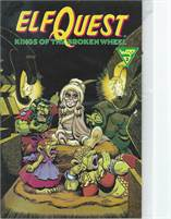 Elfquest Kings of the Broken Wheel (1990) #2 VF/NM  Scan is of actual Comic!