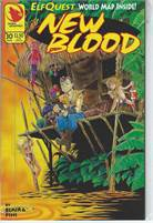 Elfquest New Blood (1992) #30 VF/NM  Scan is of actual Comic!  This comic is 25 years old!