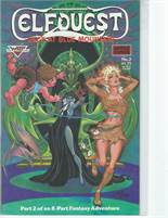 Elfquest Seige at Blue Mountain (1994) #2 VF/NM  Scan is of actual Comic!