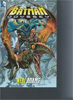 Batman: Odyssey by Neal Adams (2013-10-08) Paperback  Scan is of actual Comic!  VF/NM Unread!