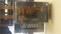 McFarlane Toys NBA Sports Picks Series 12 Action Figure Gilbert Arenas (Washington Wizards) Blue Jer