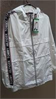 Woman's XL Tommy Hilfiger Windbreaker Jacket BNWT (DEBD34070321-346)