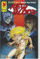 Elfquest New Blood (1992) #29 VF/NM  Scan is of actual Comic!  This comic is 25 years old!