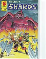 Elfquest Shards (1994) #1 VF/NM  Scan is of actual Comic!  Sealed/Unopened/Unread!