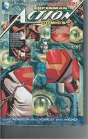 Superman: Action Comics Vol. 3: At The End of Days (The New 52) (Hardcover) Sealed Package!