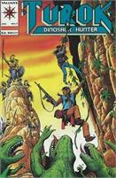 1994 Turok Dinosaur Hunter No. 7
