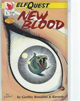 Elfquest New Blood (1992) #6 VF/NM  Scan is of actual Comic!