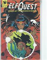 Elfquest Kings of the Broken Wheel (1990) #9 VF/NM  Scan is of actual Comic!  This comic is over 25
