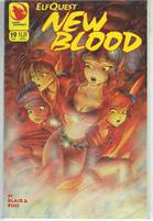 Elfquest New Blood (1992) #19 VF/NM  Scan is of actual Comic!  This comic is 25 years old!