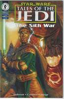 Star Wars : Tales of the Jedi- the sith war all editions 1-6 all sealed unopened