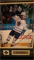 Hockey star Eric Lindros, perfectly framed. Brand new. HAWKWOOD location just off of John Laurie.