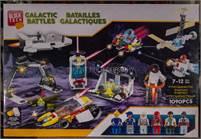 Block Tech Galactic Battle Intergalactic Station!