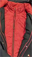 Woman's Tommy Hilfiger winter coat...3 in One..NEW WITH TAGS