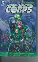 Green Lantern Corps Vol. 3: Willpower (The New 52)Jun 17, 2014 (New - Sealed Hardcover)