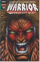 Warrior (1996) #1A  Very Good Condition!  Scan is of Actual Comic!