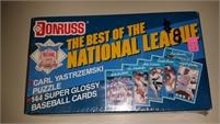 Brand NEW baseball card set Super glossy set.. NEW