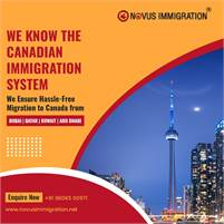 Canada Migration From Dubai - Novusimmigration.net