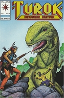 1994 Turok Dinosaur Hunter No. 8