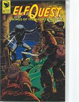 Elfquest Kings of the Broken Wheel (1990) #8 VF/NM  Scan is of actual Comic!