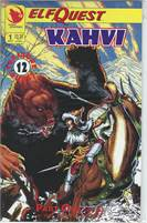 Elfquest Kahvi (1995) #1 VF/NM.    Scan is of actual Comic!  This comic is 22 years old!