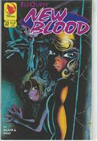Elfquest New Blood (1992) #23 VF/NM  Scan is of actual Comic!  This comic is 25 years old!