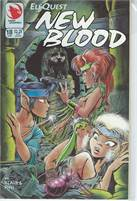Elfquest New Blood (1992) #18 VF/NM  Scan is of actual Comic!  This comic is 25 years old