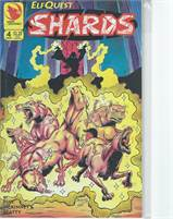 Elfquest Shards (1994) #4 VF/NM  Scan is of actual Comic!  This comic is 23 years old!