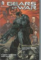 Gears of War Book Three (Paperback) NM  Scan is of actual Comic!  VF/NM Unread!
