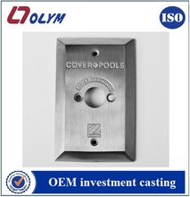 Which is the professional investment casting factory ?