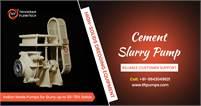 Slurry Pump Suppliers in India - TFTpumps.com
