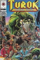 1993 Turok Dinosaur Hunter No. 2