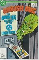 Ambush Bug (1985) Canadian Price Variant #3  Very Good Condition!  Scan is of Actual Comic!
