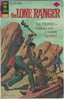 Lone Ranger (1964 Gold Key) #22  Scan is of Actual Comic!  Comic is in Very Good to Fine Condition!