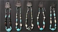 New Beautiful Turquois Fashion Necklace