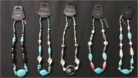 New Beautiful Turquois Fashion Necklace
